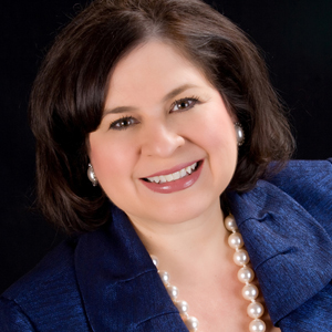 Portrait of State Senator Leticia Van de Putte