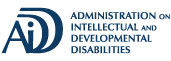 Administration on Intellectual and Developmental Disabilities logo